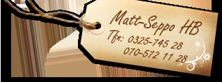 Matt-Seppo HB